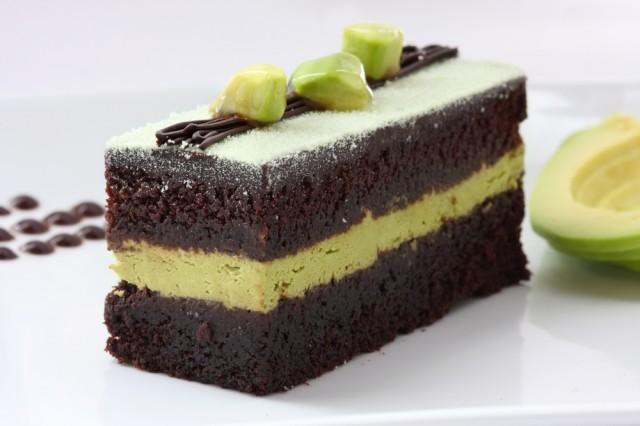 torta all'avocado