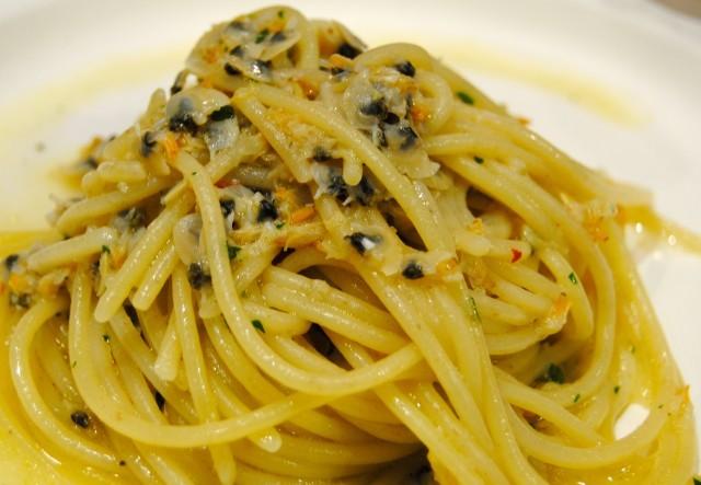spaghetti arselle 2 - la barca