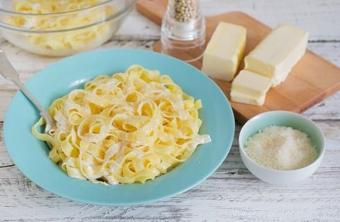 Fettuccine Alfredo: la ricetta tradizionale