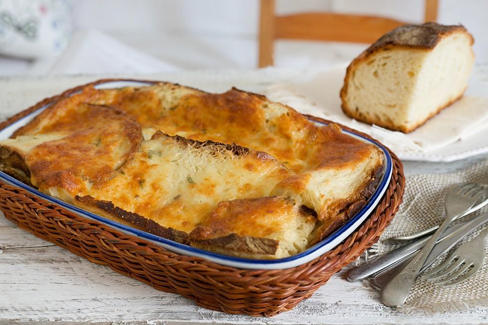Ricetta Zuppa Gallurese.Zuppa Gallurese Agrodolce