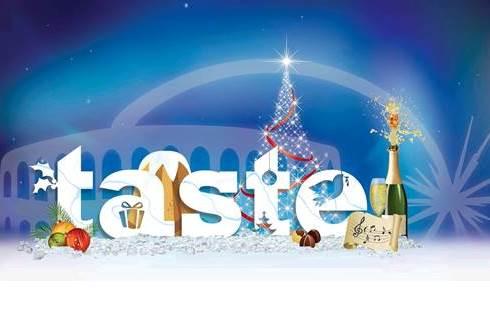 Taste of Christmas 2014