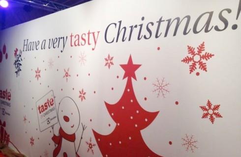 Taste of Christmas: 5 motivi per andare