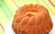 La torta con ricotta e cedro candito perfetta per la colazione