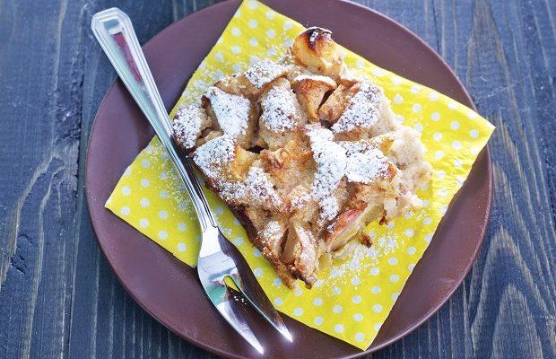 La ricetta della torta di mele vegan adatta ai diabetici