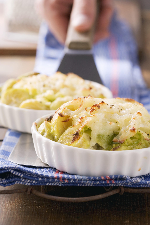 verza al forno con formaggio ricetta agrodolce