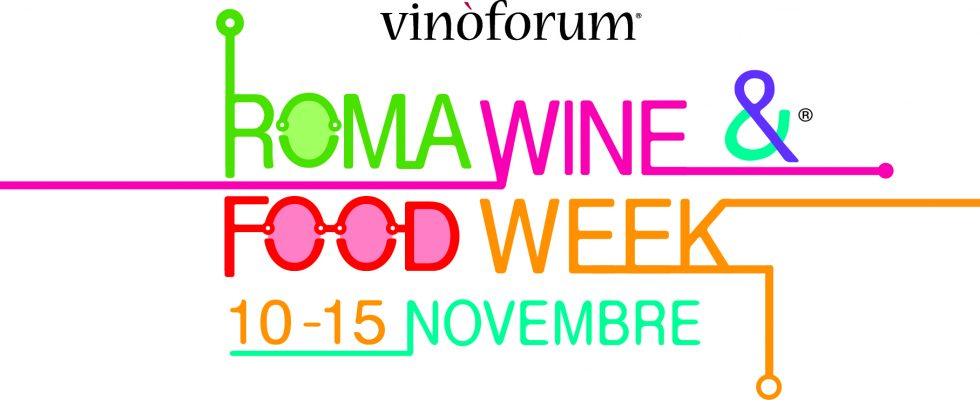 Roma Wine and Food Week: dal 10 al 15 novembre
