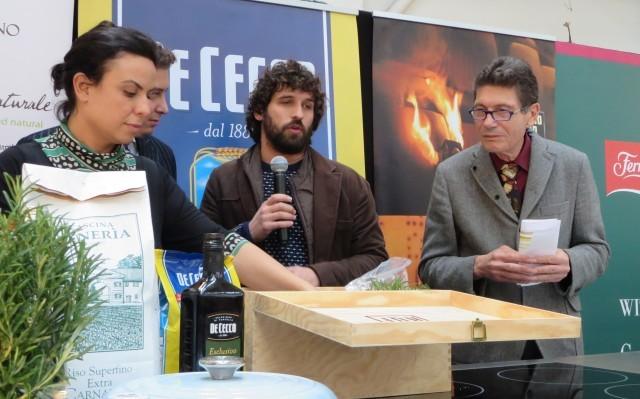 Perla Ambrosetti, Matias Perdomo, Luigi Cremona