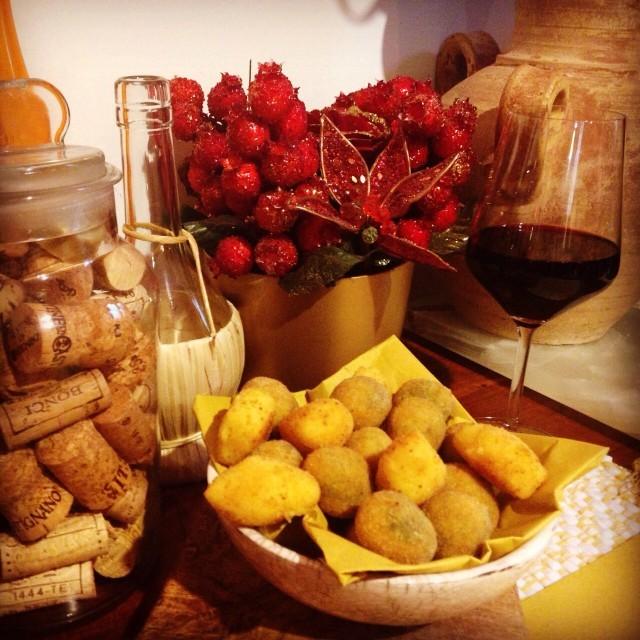 Cremini e olive ascolane