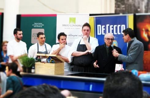 Cooking for Art: le selezioni del Nord