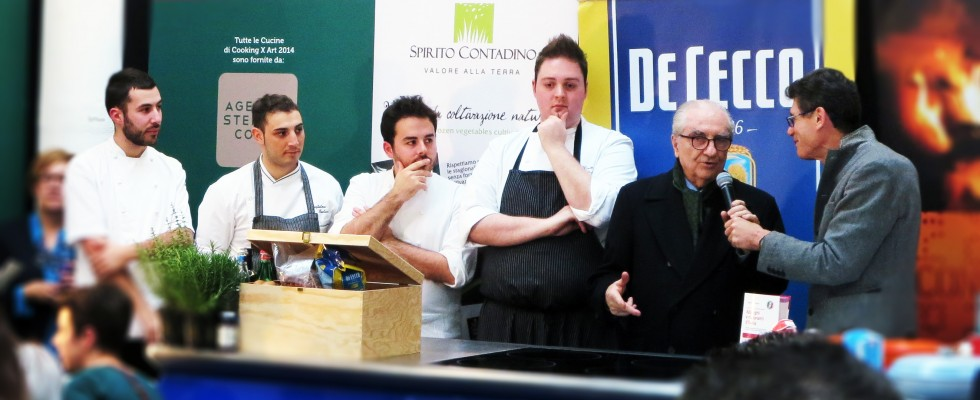 Cooking for Art: le selezioni del Nord