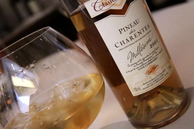 Pineau de Charentes Claude Thorin.