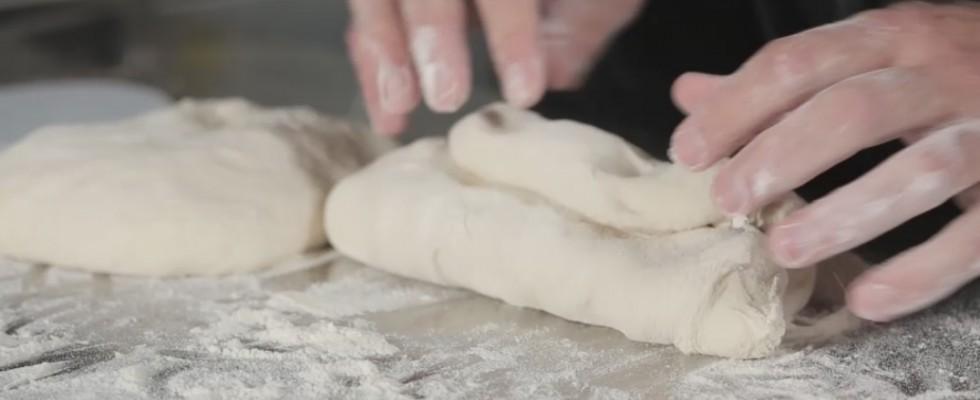 Pane e pizza: cos'è davvero la piega a 3 o piega di rinforzo?