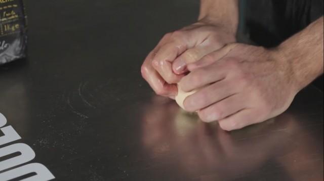 Pizzette tonde - 4 impastate