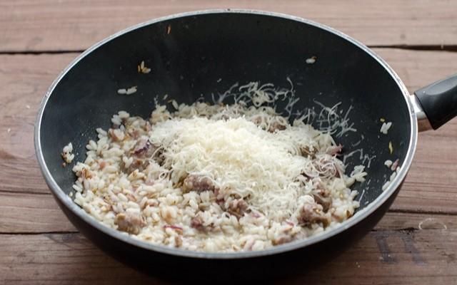 risotto alla parmigiana  4