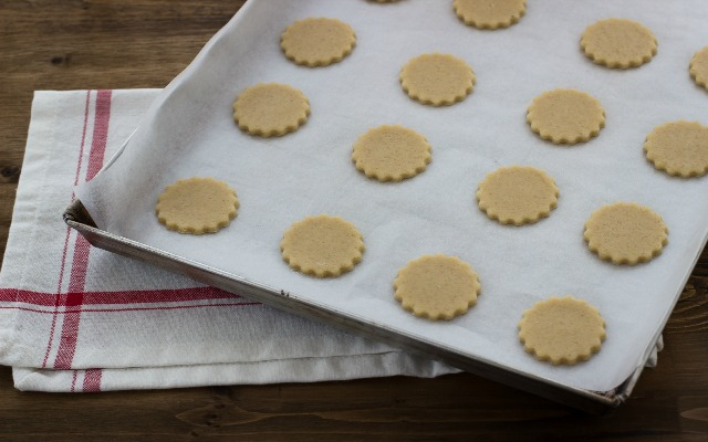 Step 3 biscotti al miele