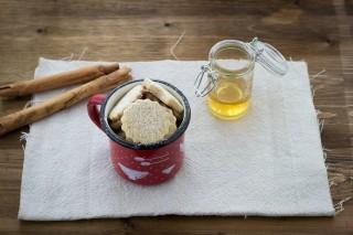 Biscotti al miele
