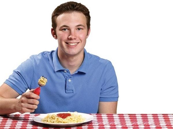 Avvolgi spaghetti