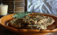 I biscotti alle noci e miele perfetti per la colazione