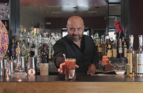 Prime Uve & Mixology: Bloody Maria
