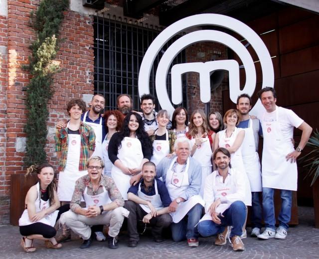 I concorrenti della prima serie di Masterchef Italia