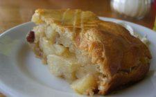 La crostata di mele e crema pasticcera di Anna Moroni