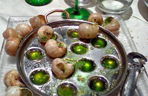 Gli escargot da fare con la ricetta originale per cene di classe