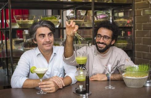 Èvviva, il ristorante di Franco Aliberti