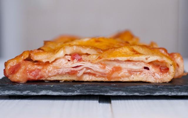 Strudel di pizza foto12