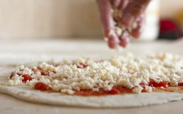Strudel di pizza foto4