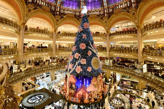 galleria Albero di Natale