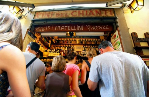 I Due Fratellini, Firenze