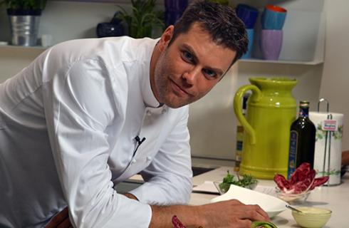 """John Regefalk di """"Chef… con un euro"""" a Blogo: """"L'errore più grande in cucina è non osare"""""""