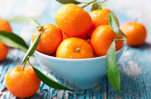 Il profumato risotto alle clementine per la vigilia di Natale