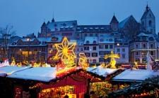 La Svizzera dei mercatini di Natale