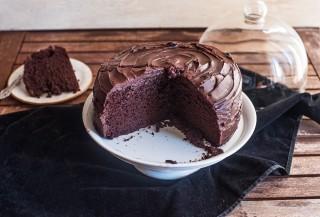Mud Cake, torta americana