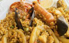 La Paella con verdure e calamari con il Bimby: la ricetta sfiziosa