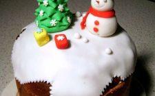 Le decorazioni da mettere sul pandoro natalizio