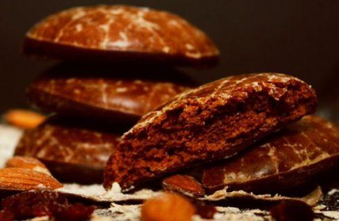 Il panpepato secondo la ricetta tradizionale per Natale