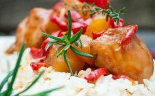 Pollo in salsa agrodolce: la ricetta con il Bimby