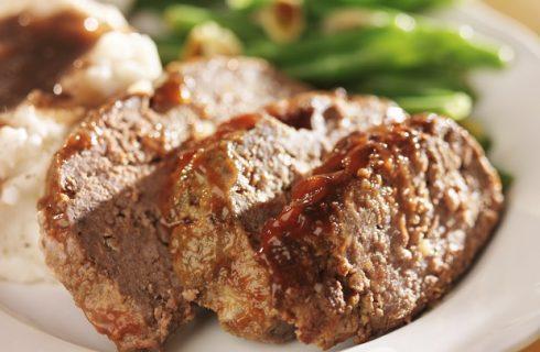 Il polpettone in crosta di pane per il cenone di Capodanno