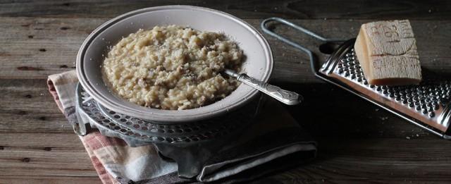 risotto con salsiccia 1