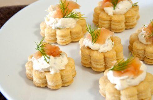 5 ricette per l'antipasto di Capodanno a base di salmone