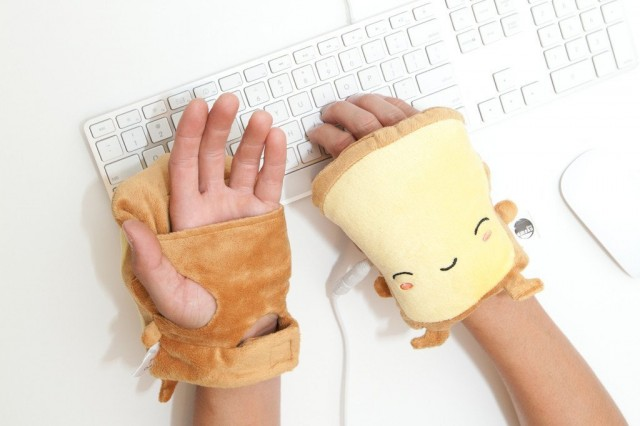 scalda mani tostapane