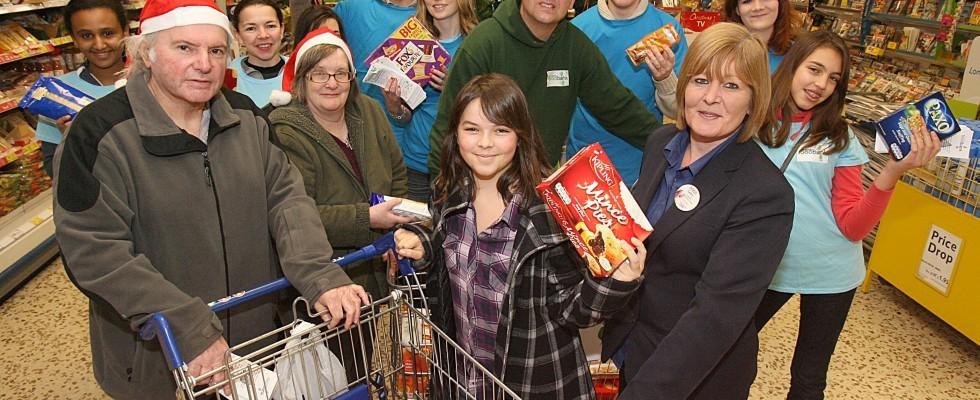 Feste da incubo: i peggiori momenti della spesa per Natale