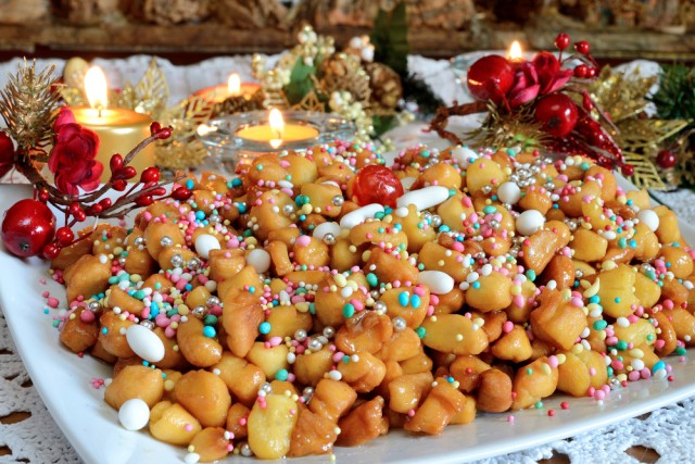 Menu Pranzo Di Natale Napoletano.Pranzo Di Natale A Napoli La Tradizione Agrodolce