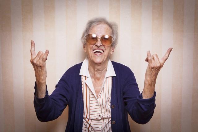Nonna scongiuri
