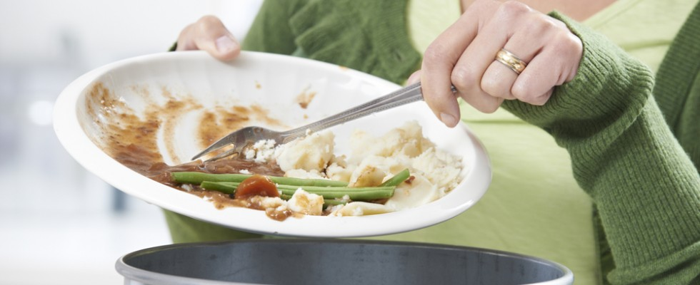 Spreco di cibo: 5 mosse intelligenti per evitarlo