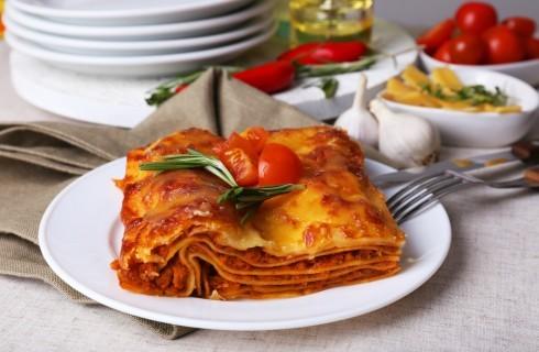 9 incredibili lasagne per Natale