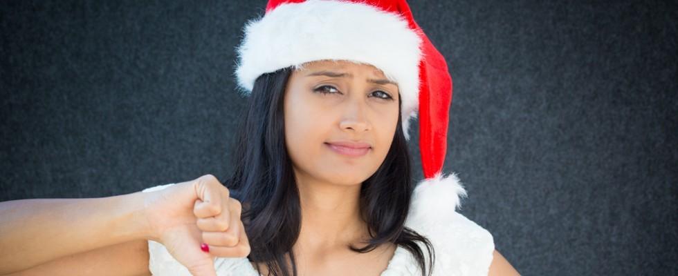 Conta dei regali più brutti ricevuti a Natale