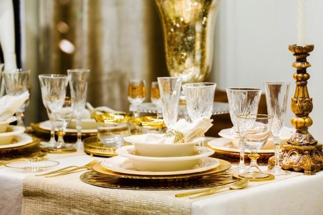 cena elegante